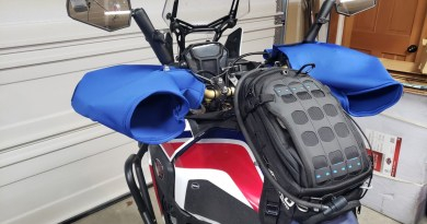 How to Make Handlebar Mitts and Extend Your Riding Season