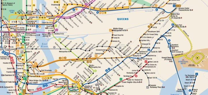 Image result for getting to jfk E train