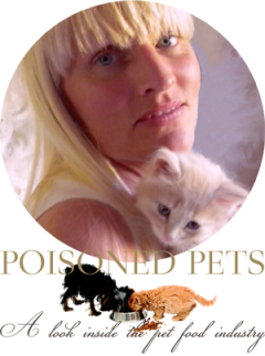 Founder and author of Poisoned Pets, Mollie Morrissette