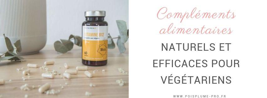 compléments alimentaires naturels et efficaces pour végétariens (1)