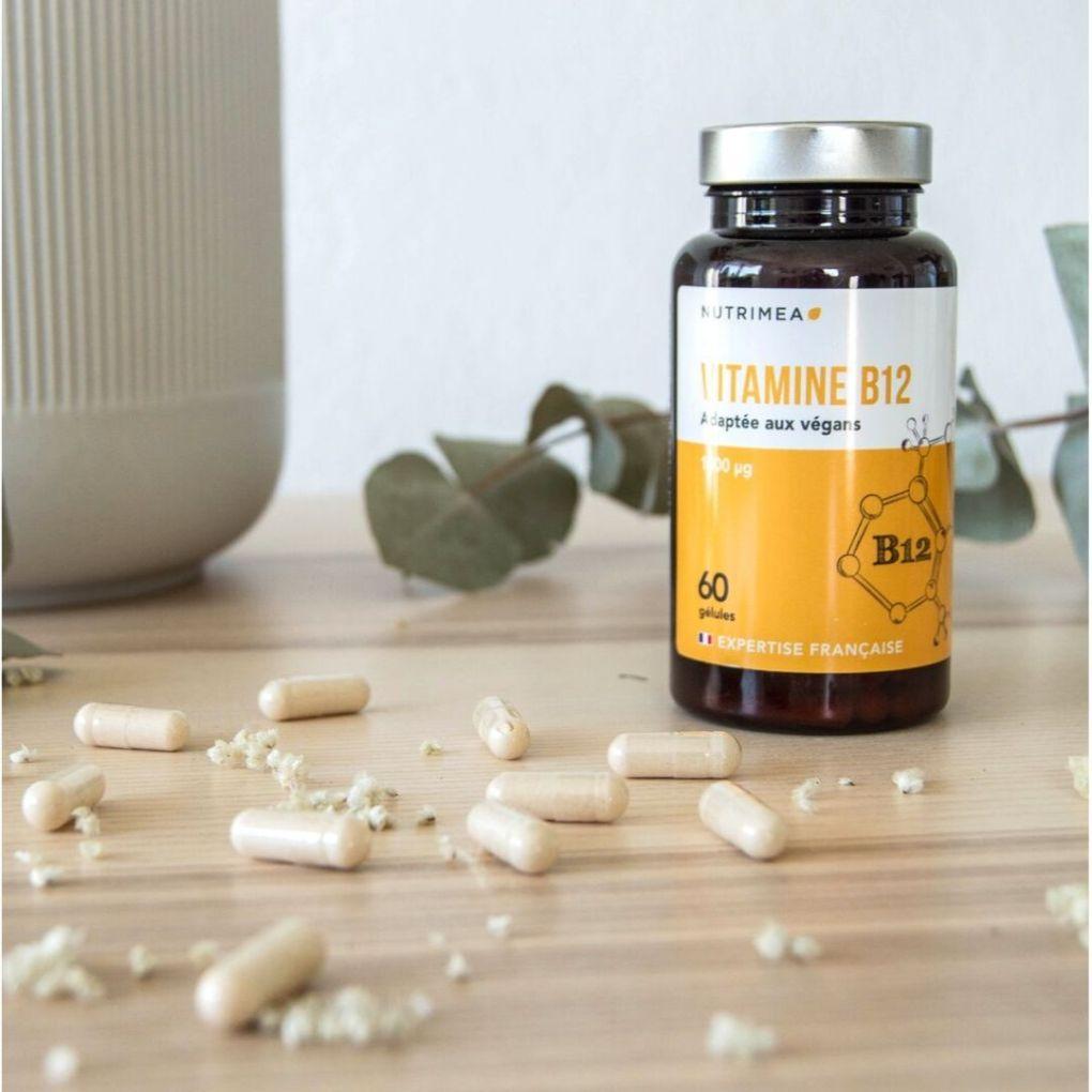 nutrimea compléments alimentaires naturels et efficaces pour végétariens vitamine B12