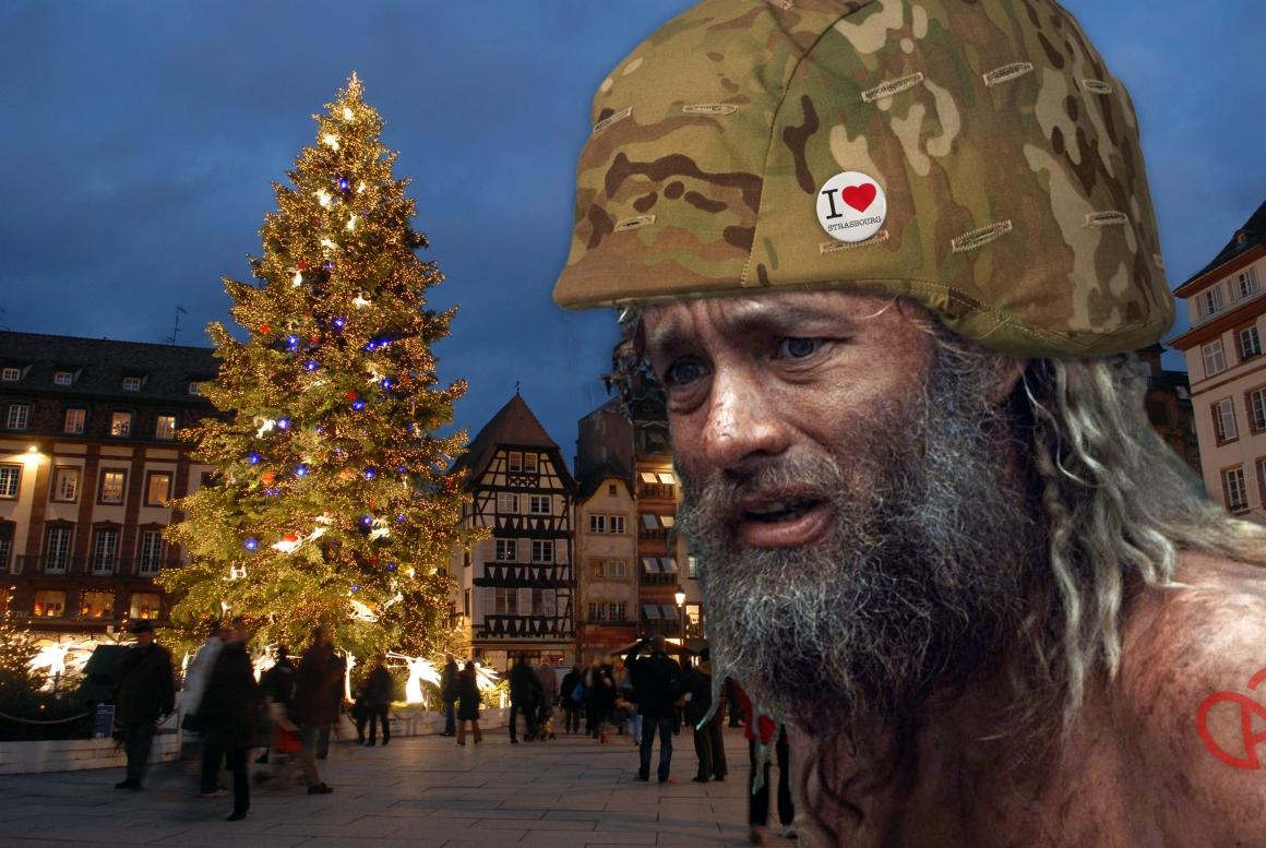 Le kit de survie des Strasbourgeois pendant le marché de Noël (version 2017)