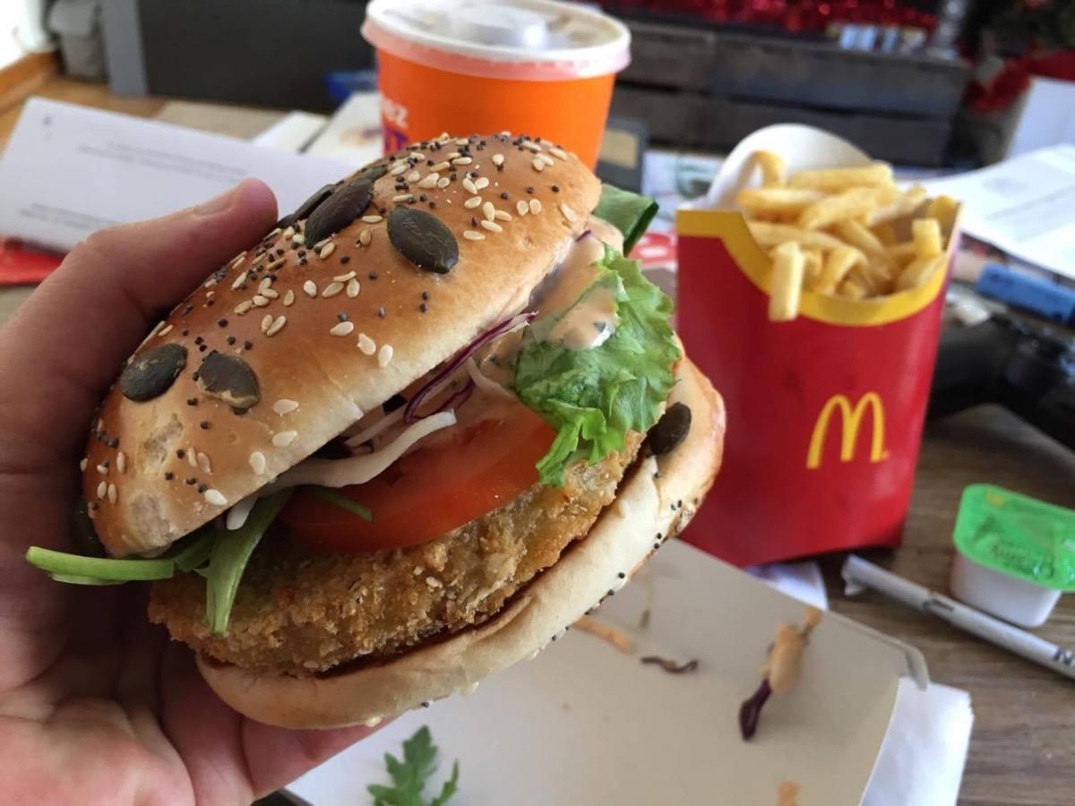 McDonald's livre désormais ses burgers à Strasbourg. On a testé