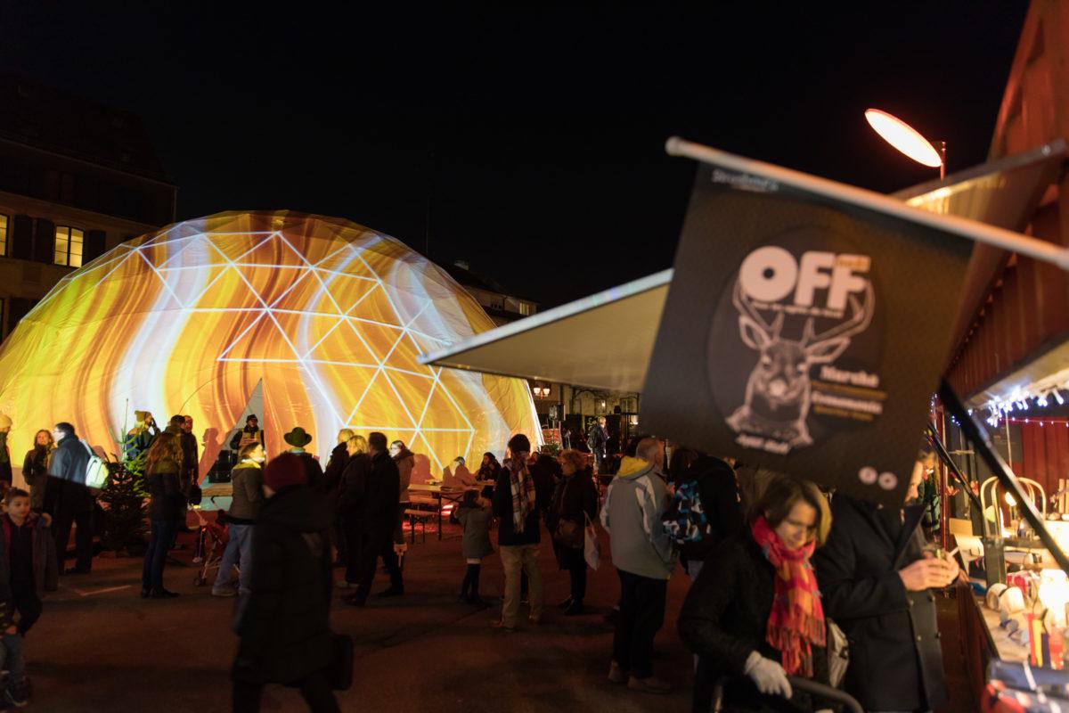 Strasbourg : Marché Off, vers un marché de Noël résolument différent
