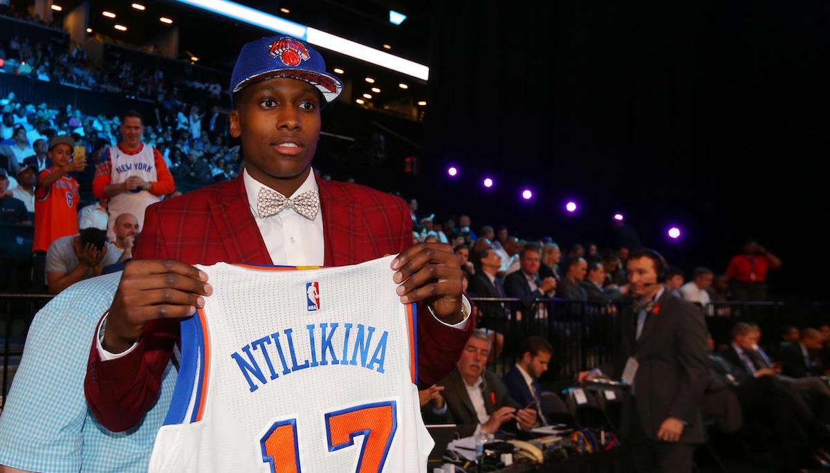 Frank Ntilikina, le jeune prodige strasbourgeois qui défie la NBA