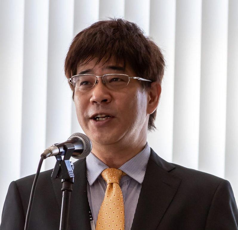 健育祭実行委員会委員長渡辺光博