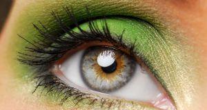 Šminka na očima,foto:hairdresser-models.eu