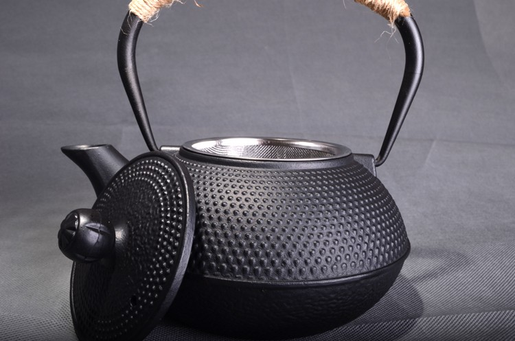 Фото Заварной чайник Authentic Japanese Cast Iron Teapot Set Tea Pot Tetsubin