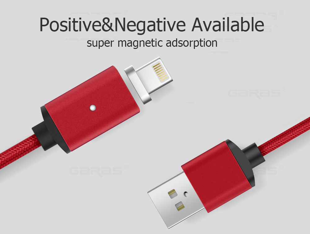 Фото Магнитный кабель USB Type C/Micro USB/Lightning 3IN1 Magnetic Cable USB-C Type-C Fast Charge Adapter Magnet Cable For Ipad Mobile Phone Cables