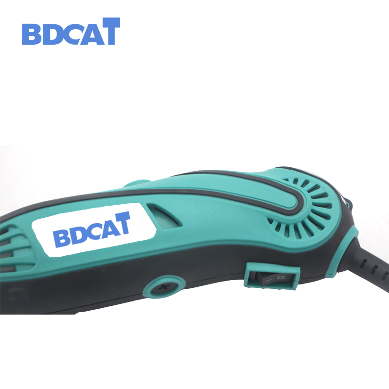 Фото BDCAT 2018 New Style Electric Dremel Mini Drill polishing machine Variable Speed Rotary Tool with 106pcs Power Tools accessories