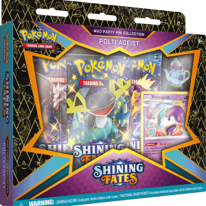 Shining Fates Pin Collection Polteageist