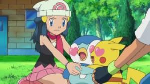 Pikachu et Tiplouf ne veulent plus se séparer !