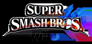 Logo SSB Wii U