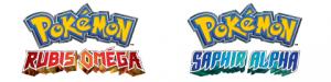 Logo Pokemon Rubis Omega Alpha Saphir