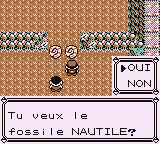 Pokemon RB - Fossile