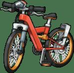 vélo de cross ROSA