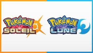 Logo Pokemon Soleil et Lune