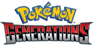 PokémonGénérationsLogo