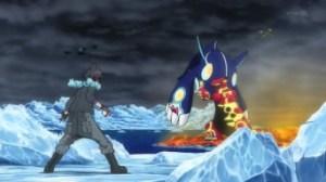 pokemon méga évolution 003 groudon kyogre combat 4