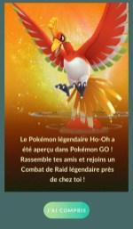 Pokemon GO - Ho-oh 01