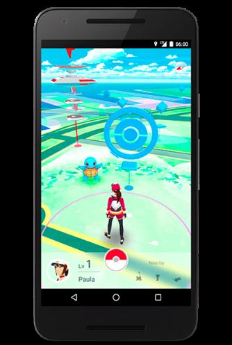 Pokémon GO foto