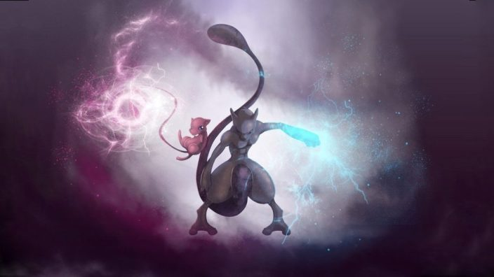 Mew and Mewtwo Legendary Raid Battles