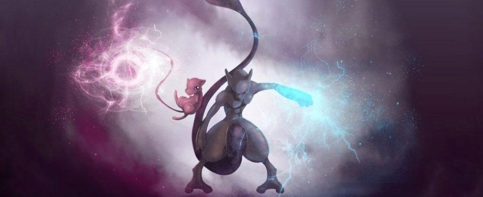 Mew and Mewtwo Legendary Raid Battles