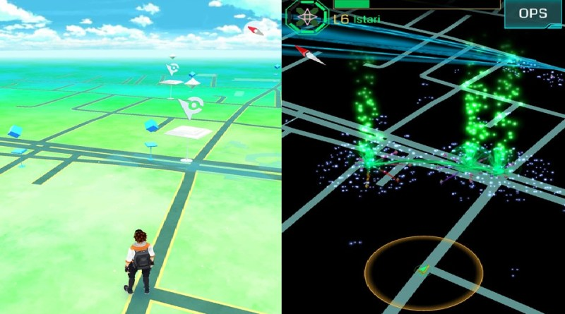 Pokemon-Go-Ingress new Portal