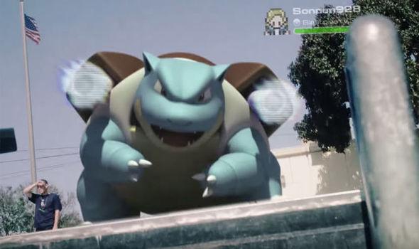 Pokemon-Go summer event