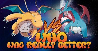 Dragonite vs. Salamence: In-Depth Comparison