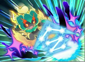 'Pokemon Sun & Moon' More Marshadow Details Revealed