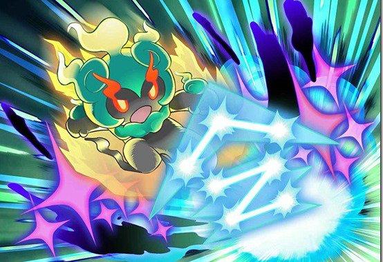 'Pokemon Sun & Moon' More Marshadow Details Revealed