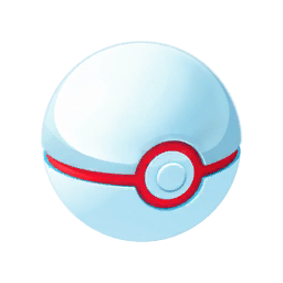 Pokemon GO Premier Ball