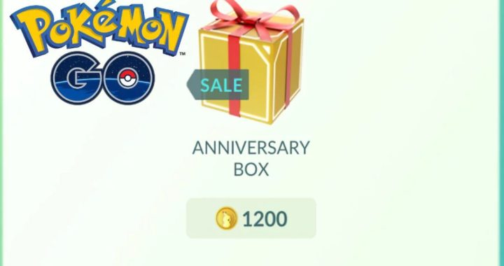 Pokemon Go's anniversary event box isn't worth the purchase
