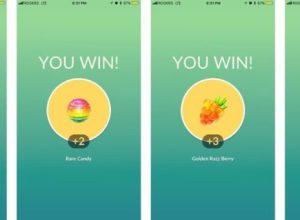 Pokemon Go Changed Raid Rewards