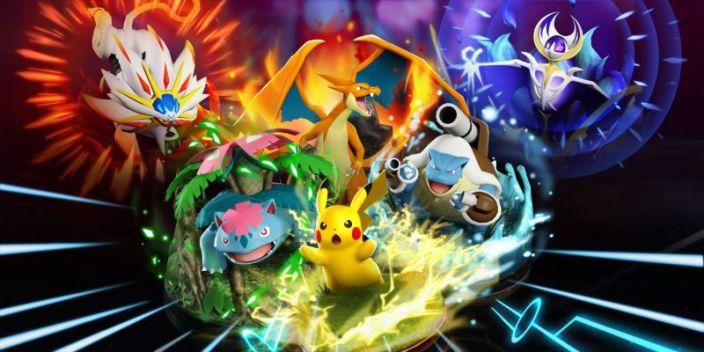 Pokemon Duel Loading Screen