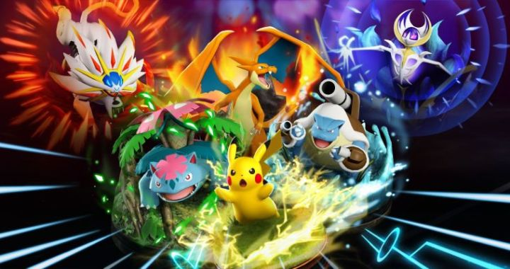 Pokemon Duel Loading Screen