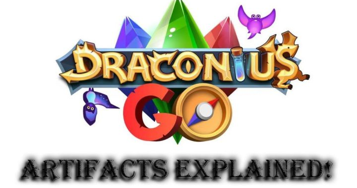 Draconius Go Artifacts