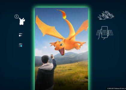 AR Plus A New Way Of Catching Pokemon