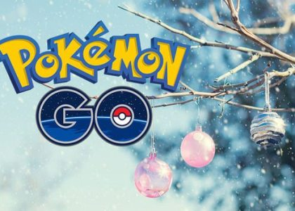 Pokemon Go Christmas Update
