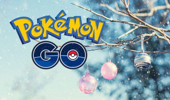 Christmas Update Pokemon Go.Pokemon Go Delibird Stantler And New Gen 3 Coming Soon