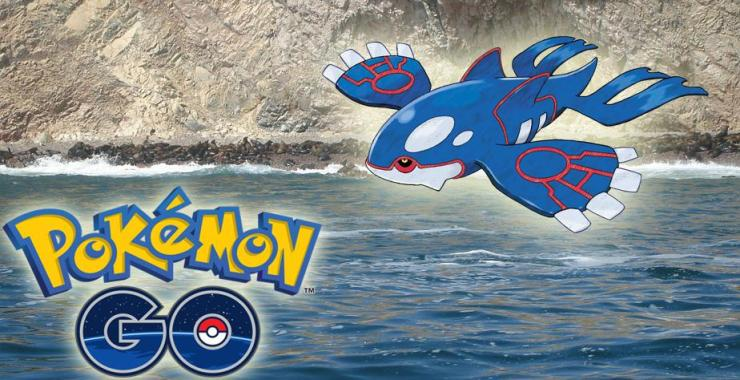 Beating Pokemon Go's Toughest Legendary: Kyogre | Pokemon Group