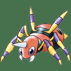 Artwork Pokémon Oro/Argento/Cristallo