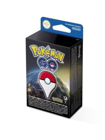 Confezione del Pokémon GO Plus