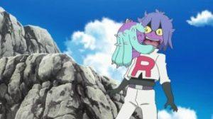 12esimo episodio di Pokémon Sole e Luna - James e Mareanie