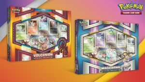 Volcanion-Magearna-Mythical-Collections