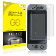 Pellicola protettiva in vetro temperato per Nintendo Switch