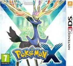 Pokémon X cover