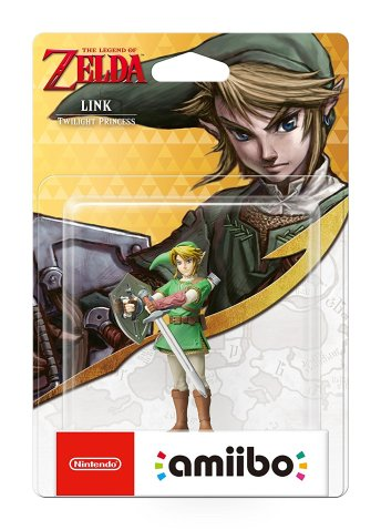 amiibo Link Twilight Princess - The Legend of Zelda Collection