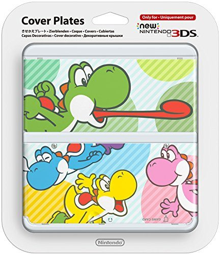Cover Plate Yoshi New Nintendo 3DS